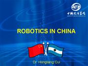 Robotic in China
