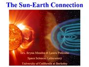 Sun Earth Connection
