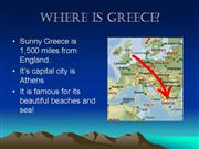 ancient greece location