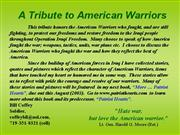 OIF Tribute