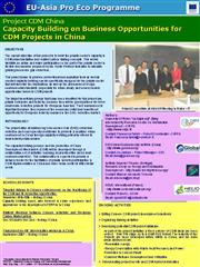Poster CDM China 2006 10 12 rev2
