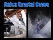 Naica Crystal Cave