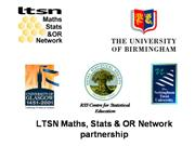 Maths Stats & or Network