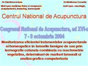 Tumori san tratament acupunctural si homeopatic