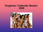 Kingfisher Calendar 2008