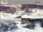 Sports - Rafting,Skiing & Water Surfing