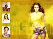Indian Actress - Diya Mirza