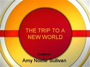 Journey to a New World
