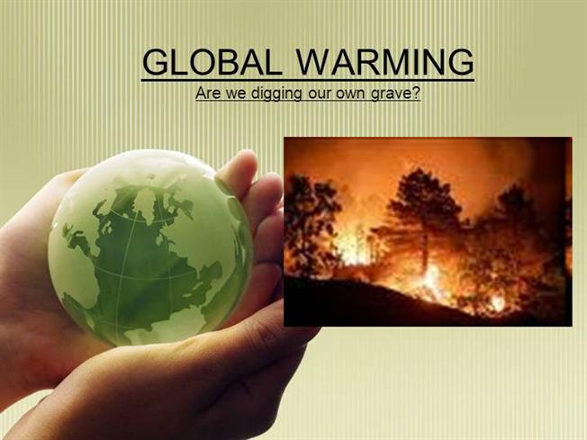 Global Warming |authorSTREAM
