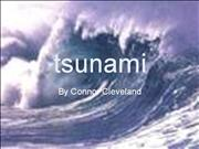 Tsunamis by Connor Cleveland