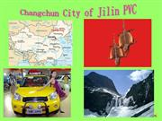 Sarah's PowerPoint: Changchung, China