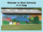 West Kentucky 4 H Camp