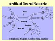 artifical neural network