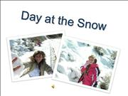 Day at Snow 2