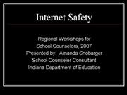 internet safety Internet Safety Quotes