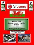 fsf cymru may friendlies