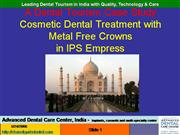 Travel to India & Save $ -Dental Tourism in India