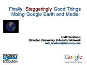 Google Earth Webinar