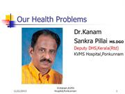 Health Problems in Kerala