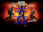 Making the podcast of the Rockers