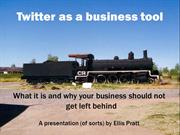 Business Guide to Twitter
