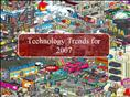 Key technology trends for 2007
