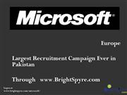 BrightSpyre-Microsoft Hiring