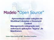Open-Source Workflow & Content Management
