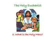 What is the Holy Mass