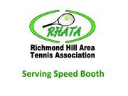 RHATA Speed Serving Booth