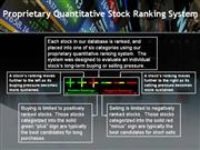 Heyland Capital Management Quantititaive Ranking System
