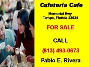 Cafeteria for Sale in Tampa Florida