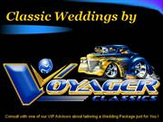 Classic Car Wedding Presentation