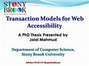 Jalal's Thesis Defense