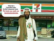 Osam Bin laden' underground house in USA