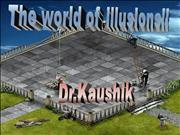The world of illusions!!