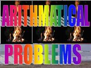 Arithmetical problems   for O Levels  GCE  Cambrid