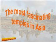 The most fascinating temples in Asia