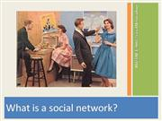 Social Networking and Ning