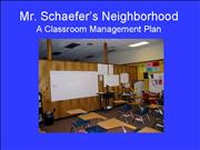CM Plan - Ward Schaefer