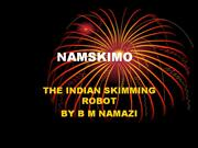 NAMSKIMO BY B M NAMAZI