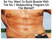 No Nonsense Muscle Building - Get Your Muscle On!