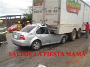 ACCIDENTE EN LA VIA