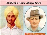 Shaheed-e-Azam bhagat singh