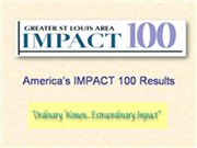 IMPACT 100 America s Success Stories