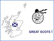 Great Scots !