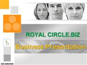 Royal Circle Presentation