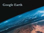 Google Earth: Travel the World