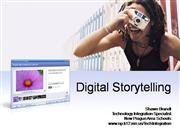 Digital Storytelling with PhotoStory