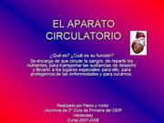 Aparato Circulatorio